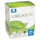 Organyc有機棉衛生巾 - 普通流量 10片