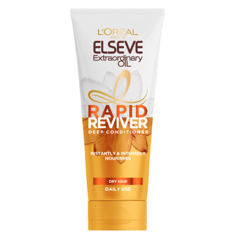 L'Oreal Paris Elseve Rapid Reviver Extraordinary Oil Deep Conditioner 150ml