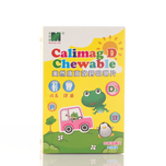 Miracle Life Calimag D Chewable 60pcs