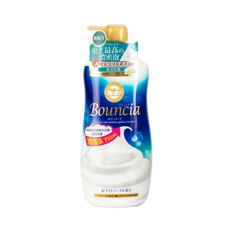 Bouncia Body Soap Floral 750mL