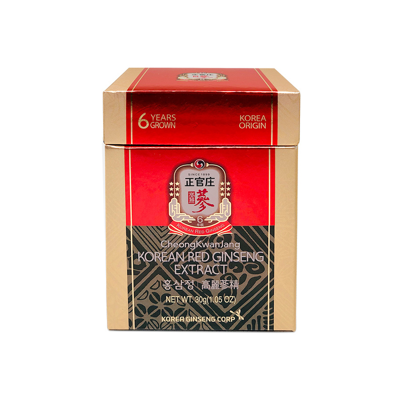 Cheong Kwan Jang Korean Red Ginseng Extract, 30g