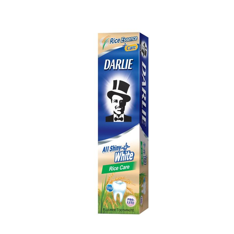 Darlie All Shine White Toothpaste (Rice Care) 140gX3pcs