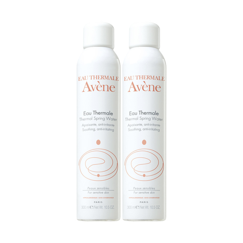 Avene Thermal Spring Water Spray Twin Pack, 2x300ml