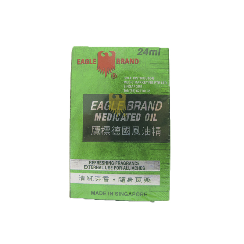 Eagle Medicated Oil, 24ml