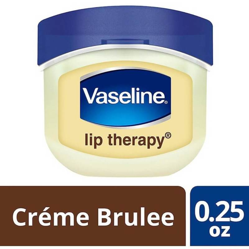 Vaseline Lip Therapy Creme Brulee Mini, 7g
