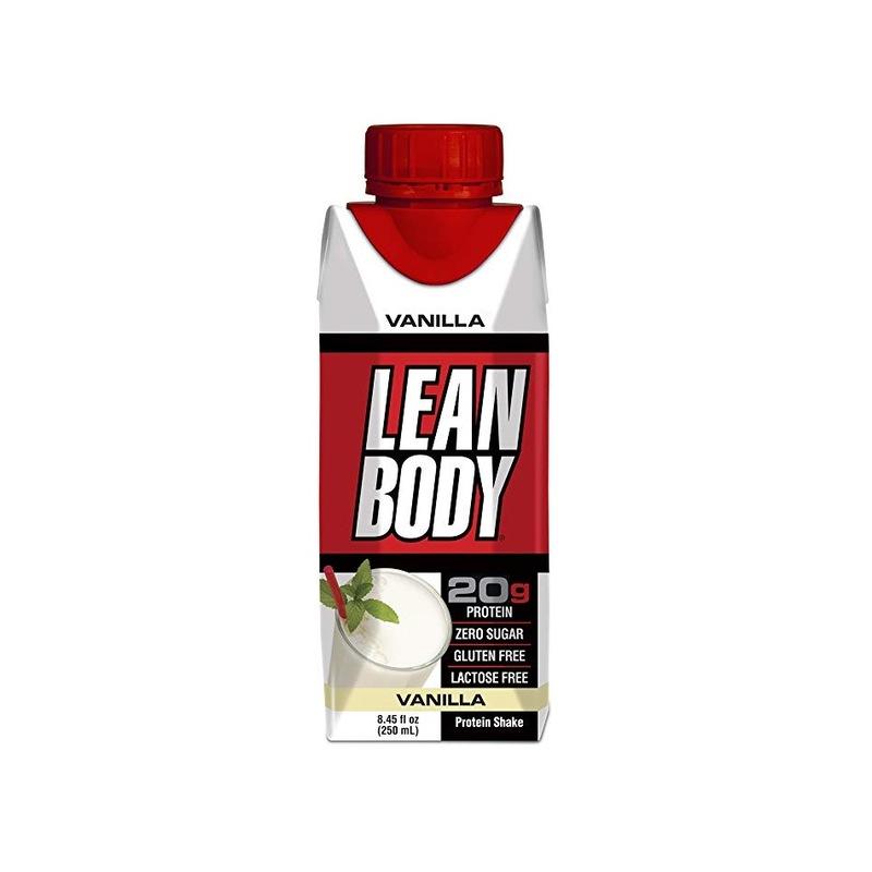 Labrada Lean Body Vanilla Protein Shake, 250ml
