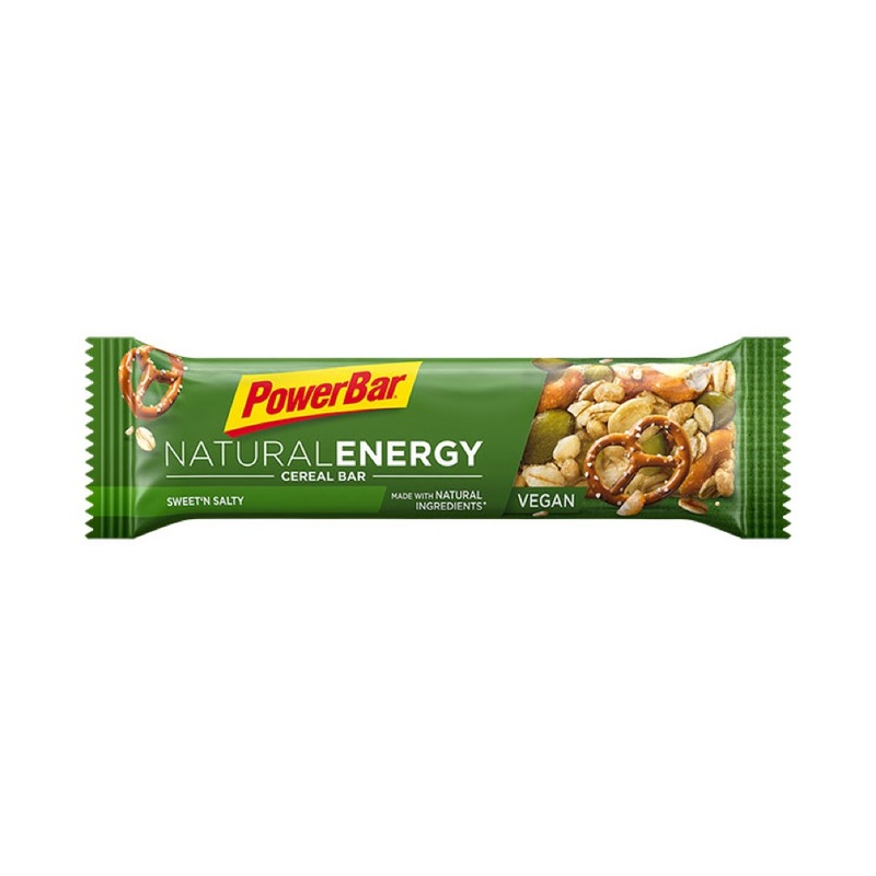 Powerbar Natural Energy Sweet N Salty Cereal Bar, 40g