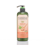 Mannings Organic Brown Rice Sooth Body Wash 800mL