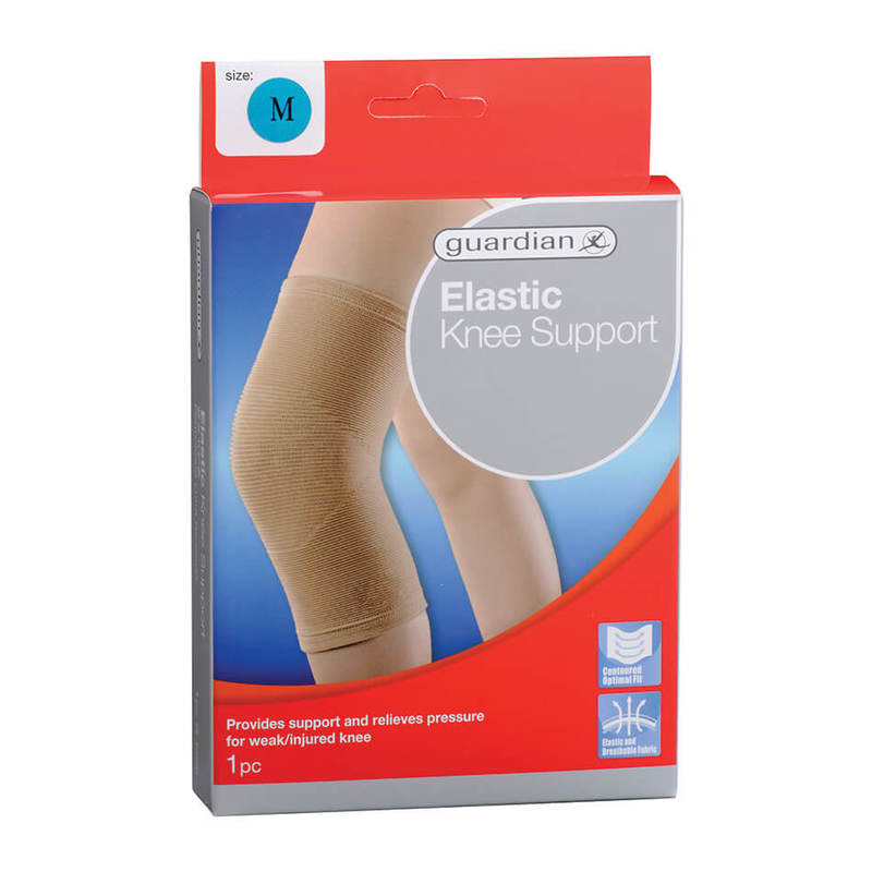 Guardian Elastic Knee Support M