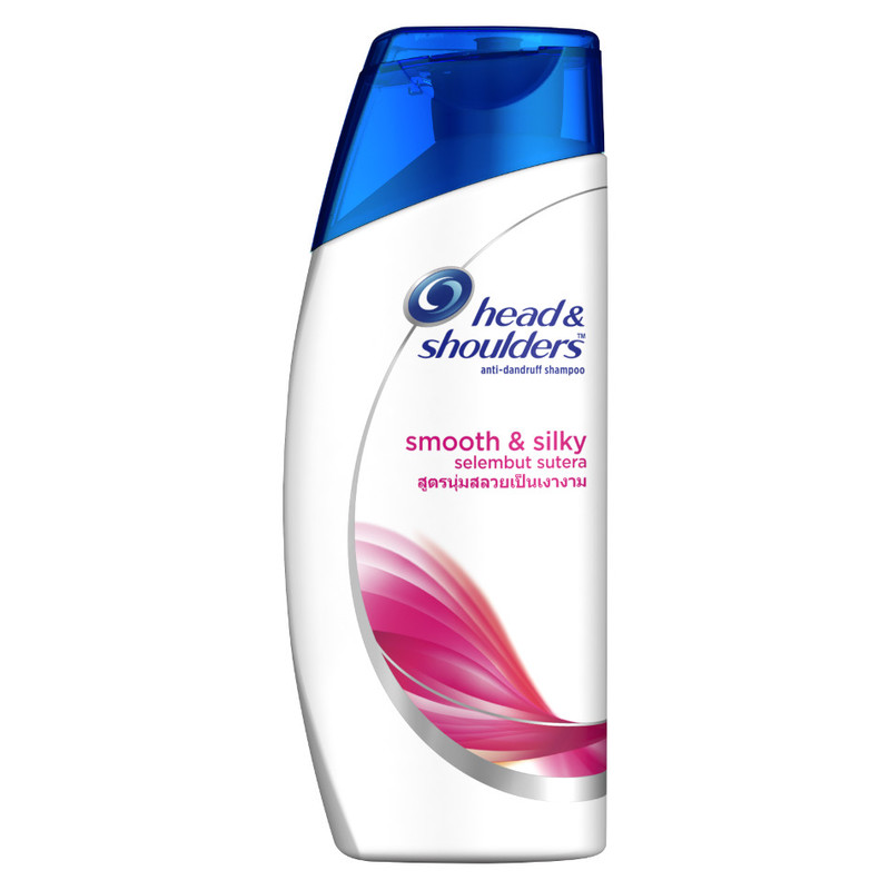 Head & Shoulders Smooth & Silky Shampoo, 70ml