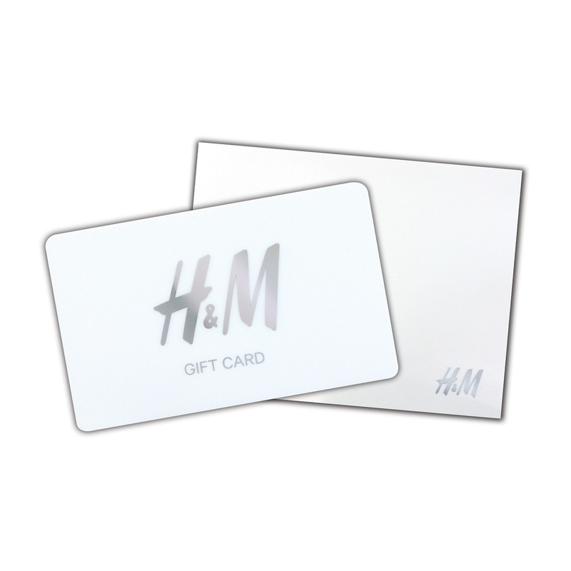 H&M $50 Gift Card-F