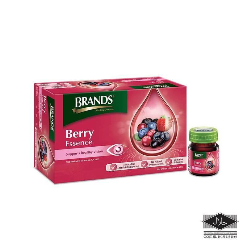 Brand's Innershine Berry Essence, 6x42ml