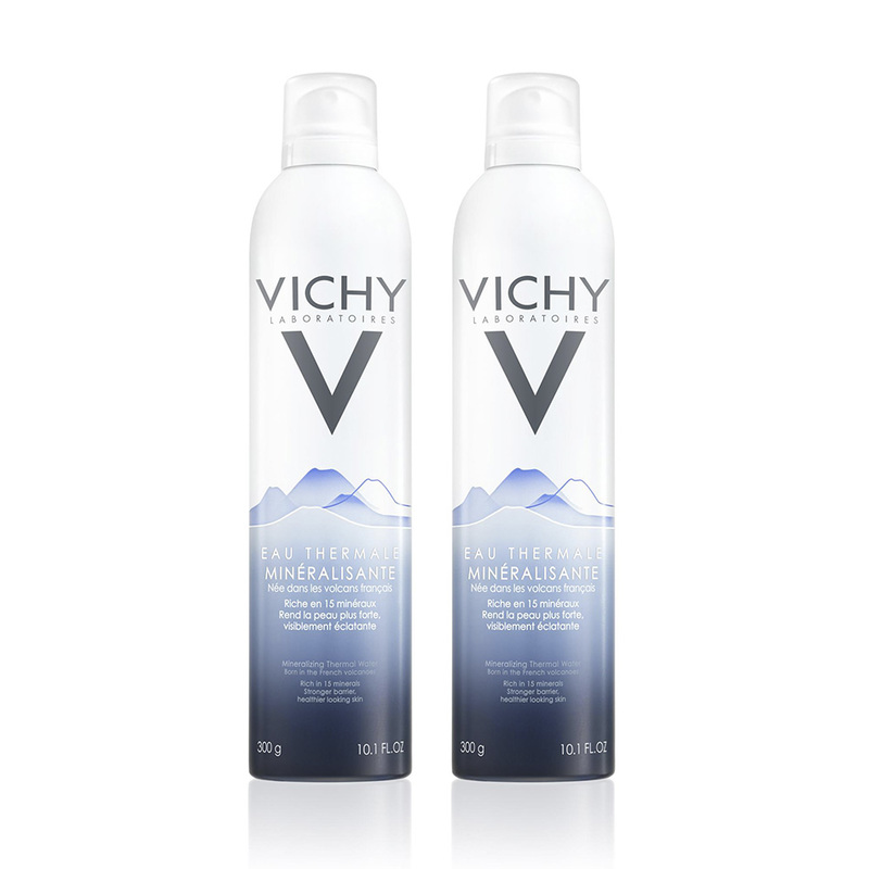Vichy Thermal Spa Water Twin Pack, 2x300ml