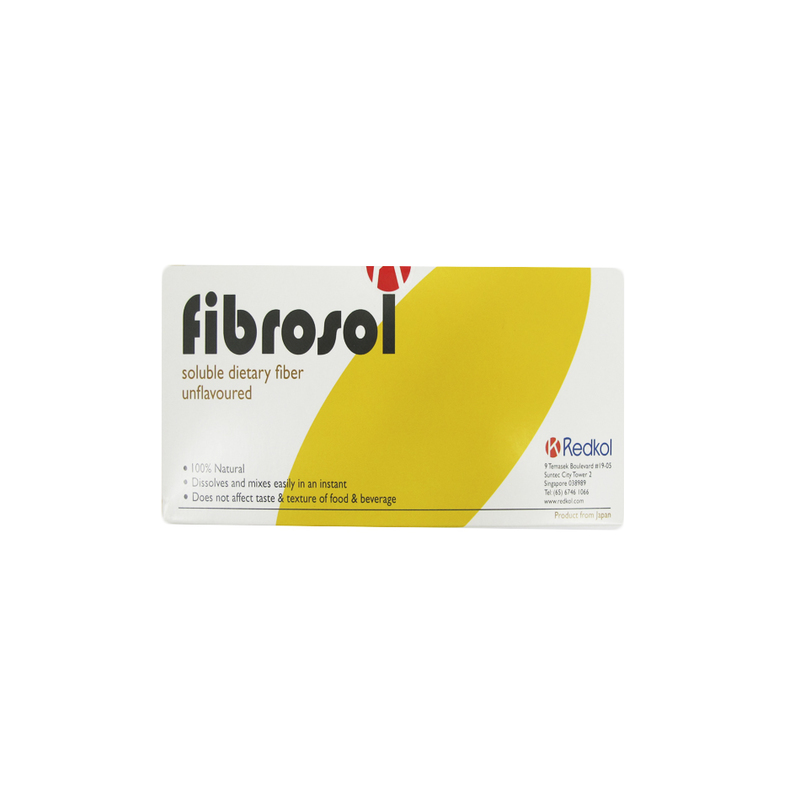 Fibrosol Soluble Dietary Fiber Unflavoured, 30s