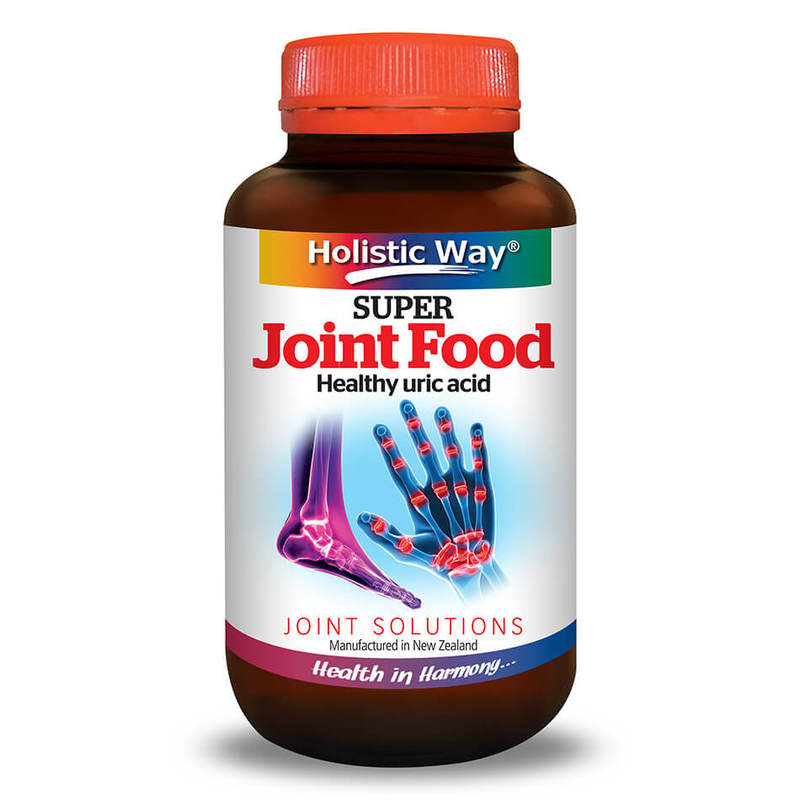 Holistic Way Super Joint Food for Gout,  60 capsules