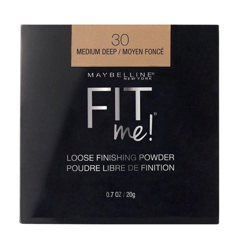 Maybelline Fit Me Loose Powder Medium Deep 30 20g