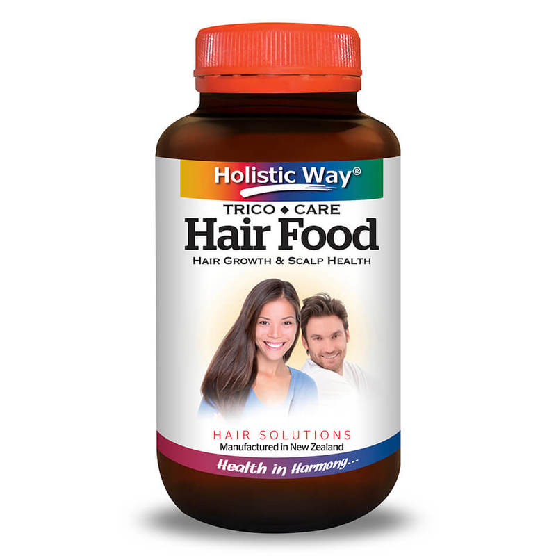 Holistic Way Hair Food, 60 capsules