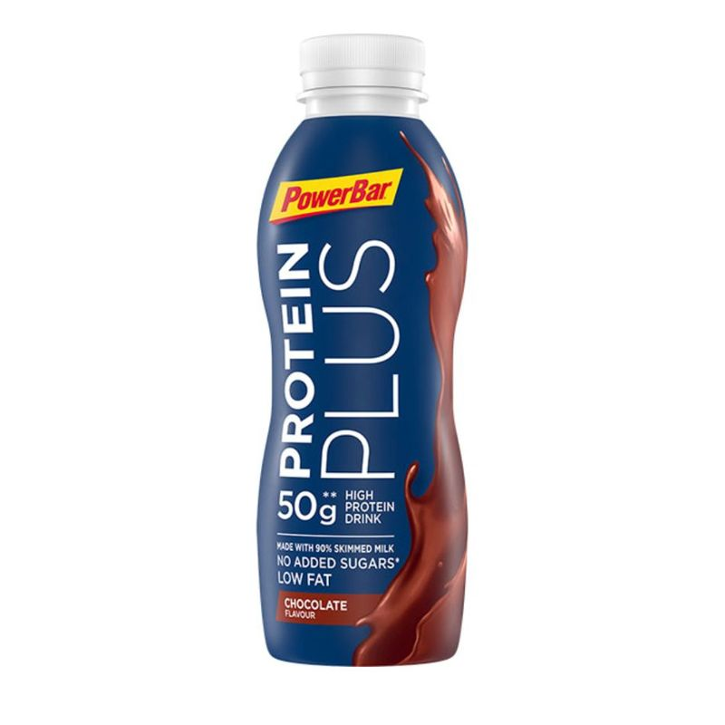 Powerbar Protein Plus Drink Chocolate, 500ml