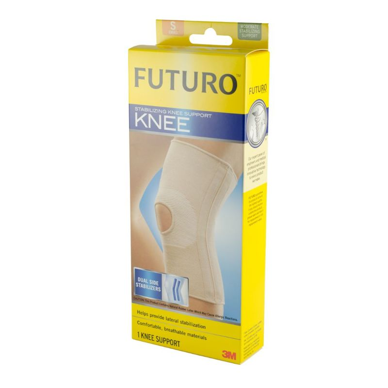 Futuro Comfort Knee Support With Stabilizers Small