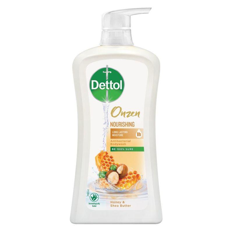 Onzen Nourishing Anti-Bacterial Bodywash Honey& Shea Butter 950g