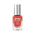 Barry M Gelly Hi Shine Nail Paint Ginger, 10ml
