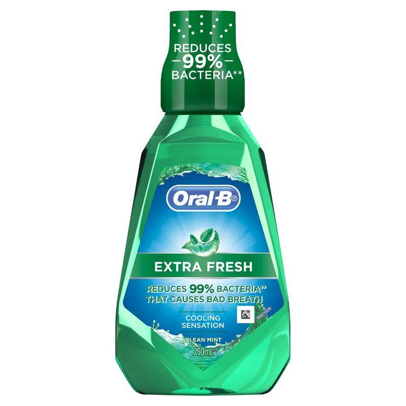 Oral-B Extra Fresh Rinse 250 ml